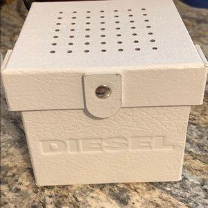 Diesel Accessories - Diesel Leather Watch